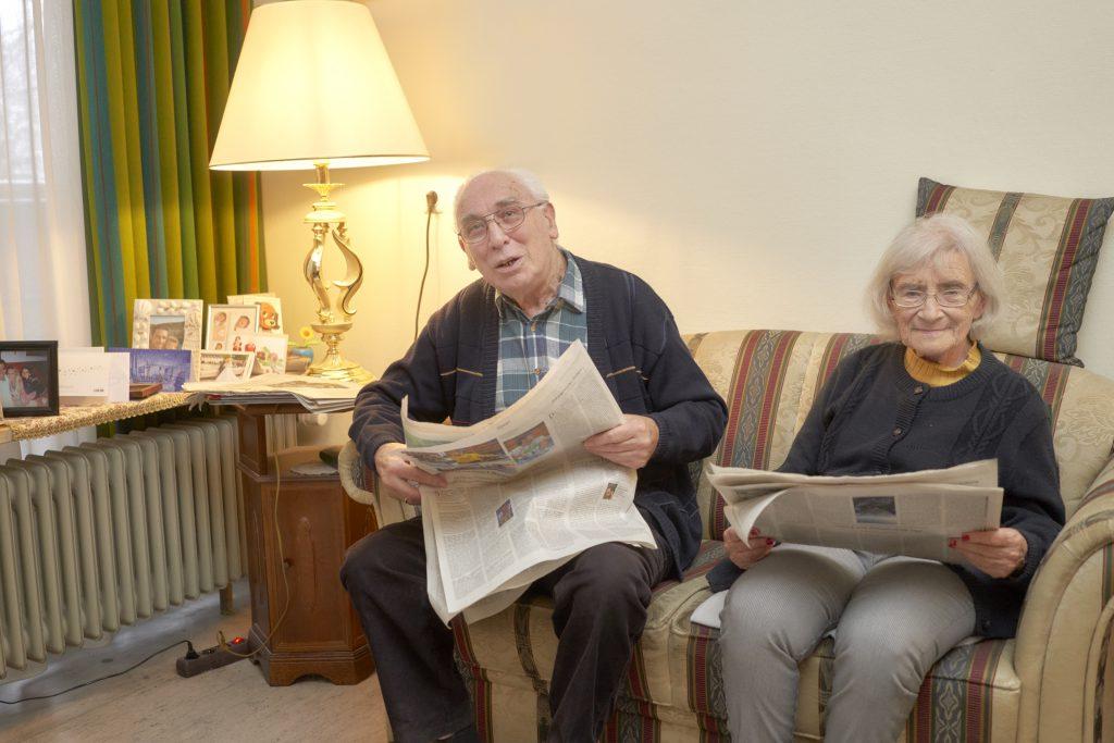 Helmut und Ursula Wittmann